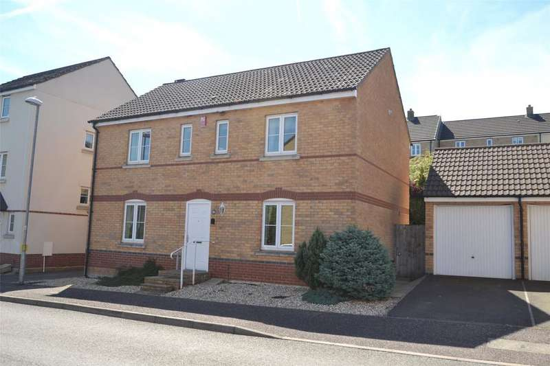 4 Bedrooms Detached House for sale in Trafalgar Drive, Torrington