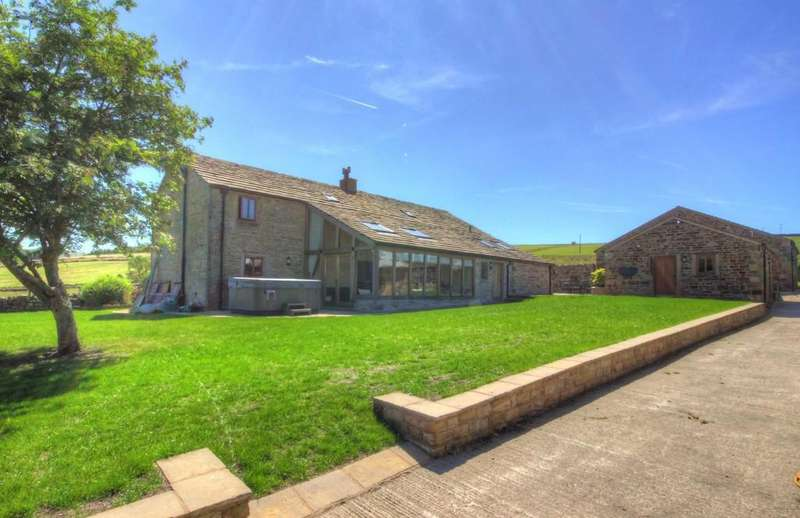 5 Bedrooms Farm House Character Property for sale in Inchfield Road, Walsden