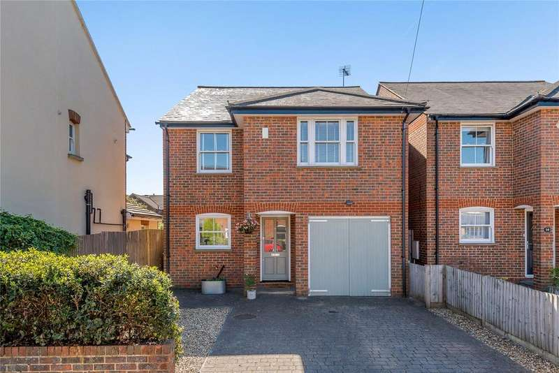 4 Bedrooms Detached House for sale in Heath Road, St. Albans, Hertfordshire