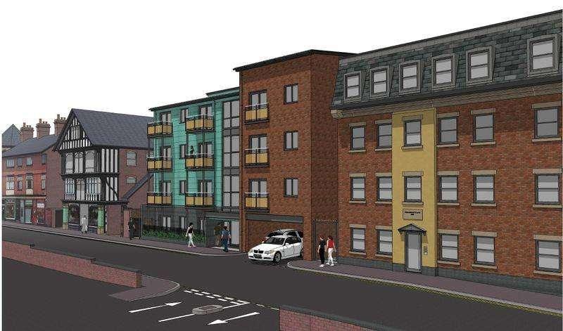Residential Development Commercial for sale in High Street, Leek