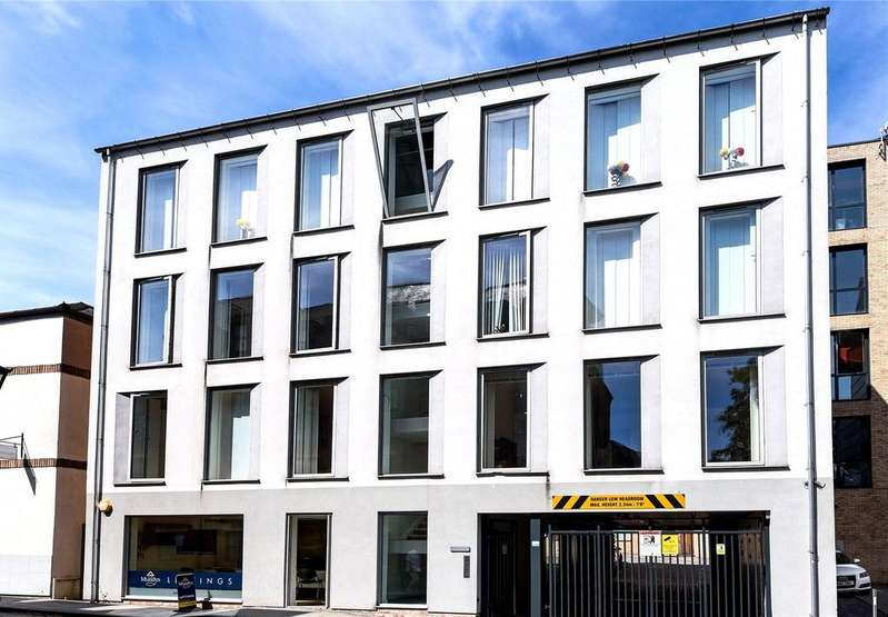 2 Bedrooms Flat for sale in Museum Court, Lincoln, LN2