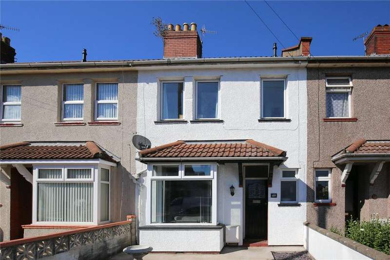 3 Bedrooms Terraced House for sale in Davis Street, Bristol, BS11