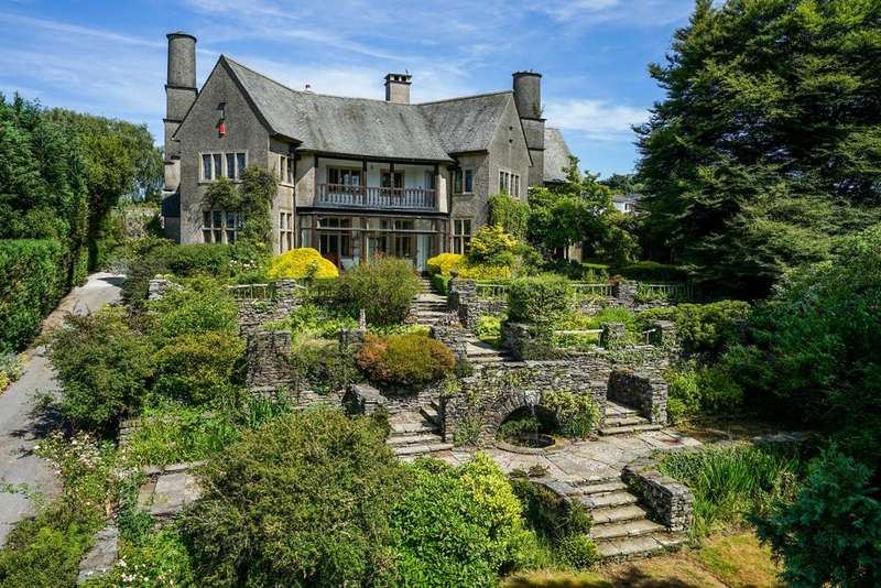 12 Bedrooms Manor House Character Property for sale in Waterbeck,Thornbarrow Road, Windermere, Cumbria, LA23 2