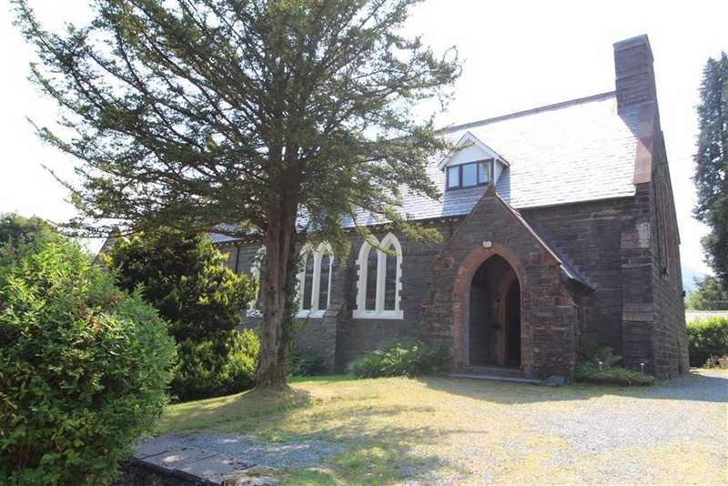 3 Bedrooms Semi Detached House for sale in Castle Terrace, Dolwyddelan