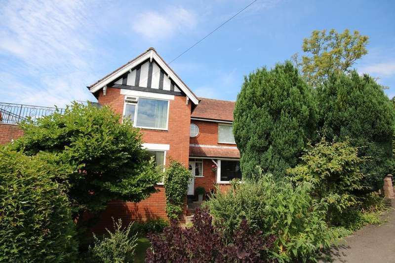 4 Bedrooms Detached House for sale in Bank Crescent, Ledbury, HR8
