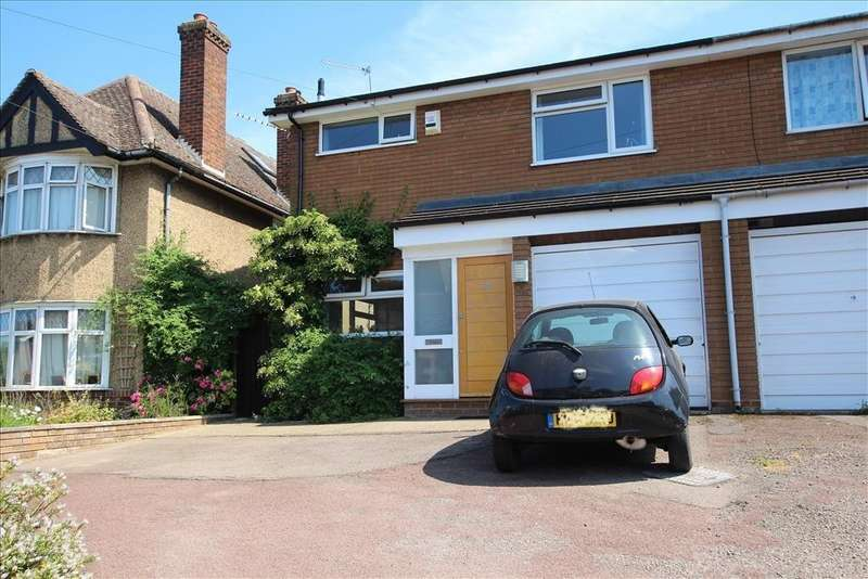 3 Bedrooms Semi Detached House for sale in South Road, BALDOCK, SG7
