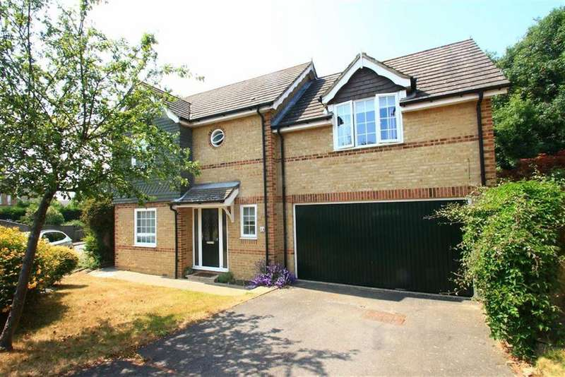 5 Bedrooms Detached House for sale in Darwell Close, St Leonards-on-sea, East Sussex
