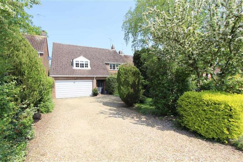 4 Bedrooms Detached House for sale in Reach Green, Heath And Reach