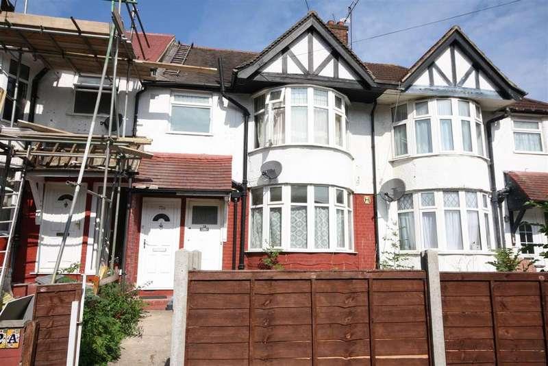 2 Bedrooms Flat for sale in Braemar Avenue, London