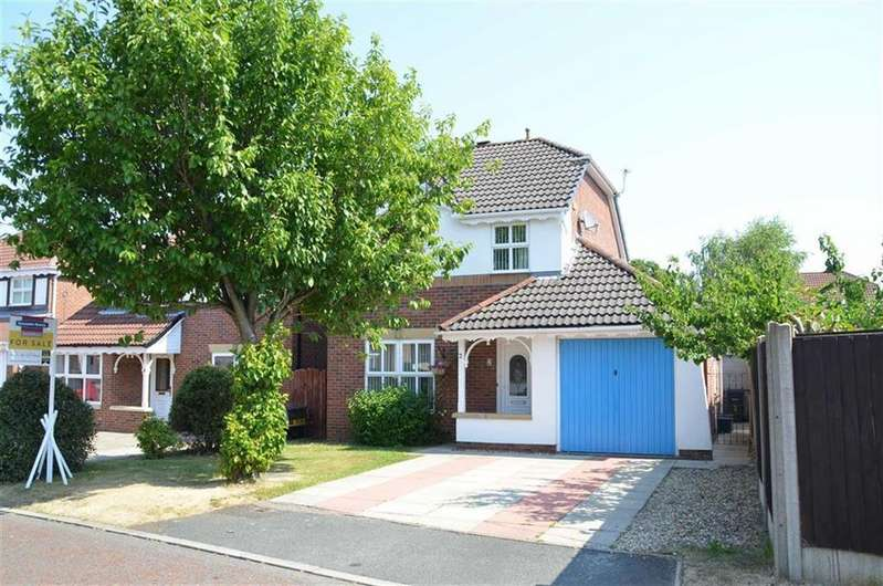 3 Bedrooms Detached House for sale in Alderney Close, Stanney Oaks, CH65