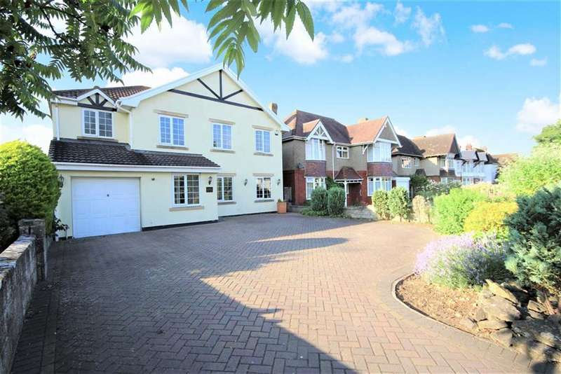 5 Bedrooms Detached House for sale in Marlborough Road, Old Town, Swindon