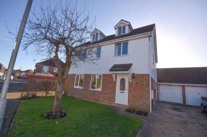 5 Bedrooms Detached House for sale in South Woodham Ferrers, Chelmsford, Essex