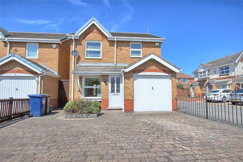 3 Bedrooms Detached House for sale in Althorpe, Redcar