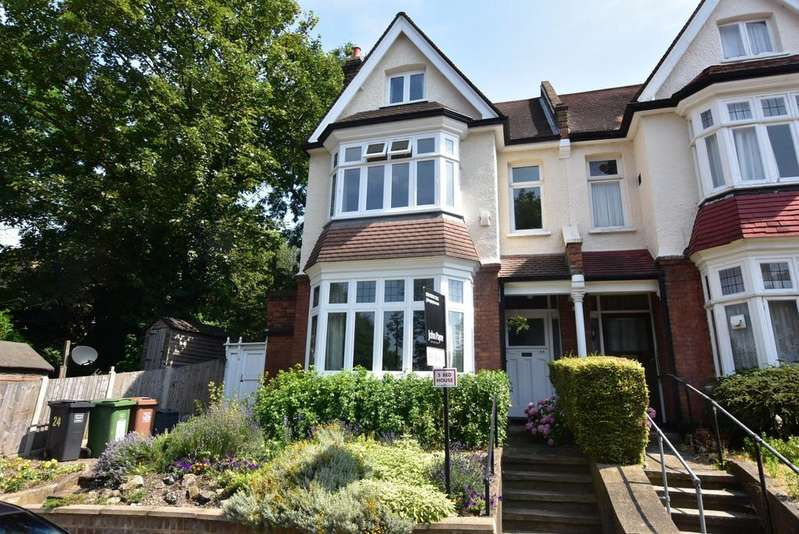 5 Bedrooms Semi Detached House for sale in Eliot Park London SE13