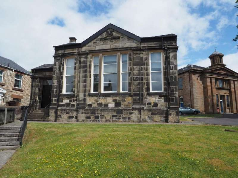 3 Bedrooms End Of Terrace House for sale in Kilmarnock KA1