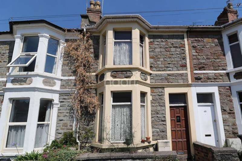 2 Bedrooms Terraced House for sale in Greenbank BS5 Bristol