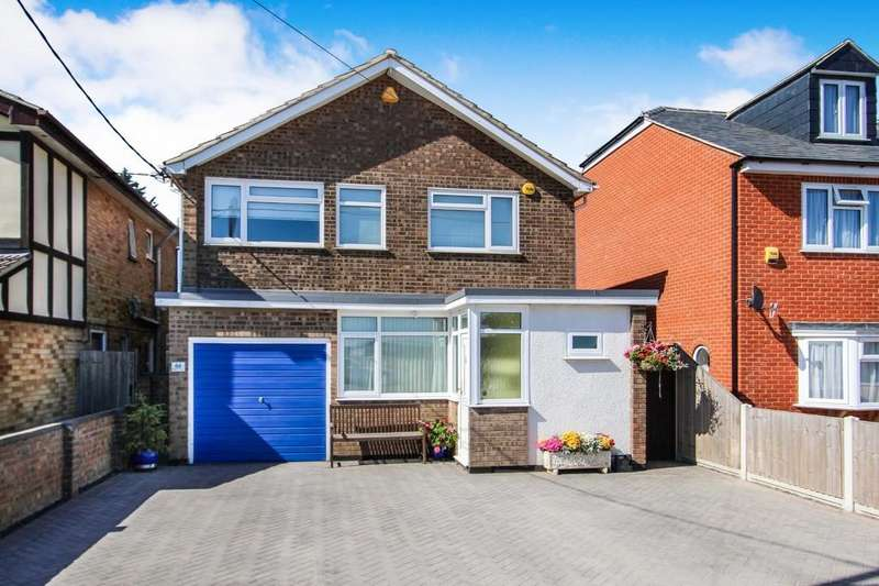 4 Bedrooms Detached House for sale in Windermere Avenue, Hullbridge