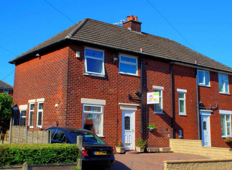 3 Bedrooms Semi Detached House for sale in Cleggswood Avenue