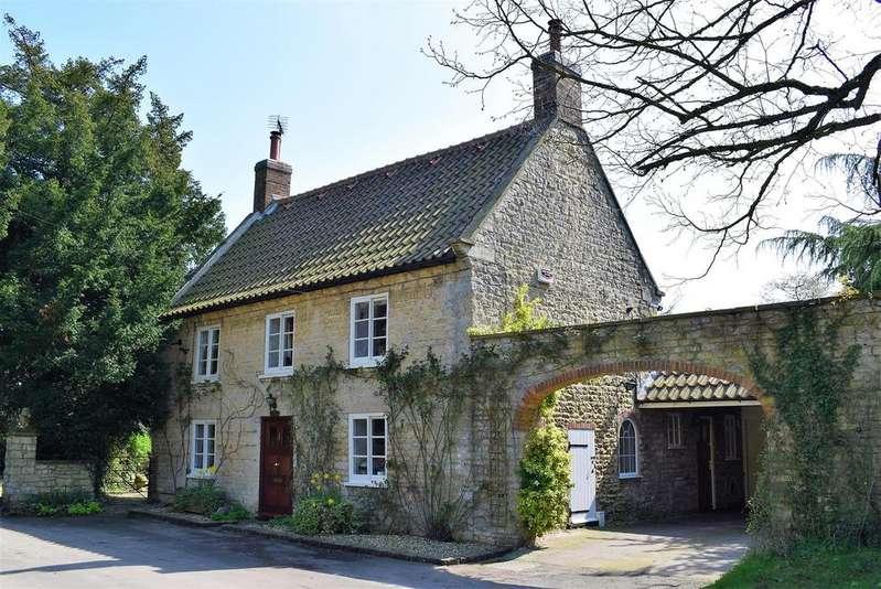 4 Bedrooms Detached House for sale in Vicarage Lane, Redbourne