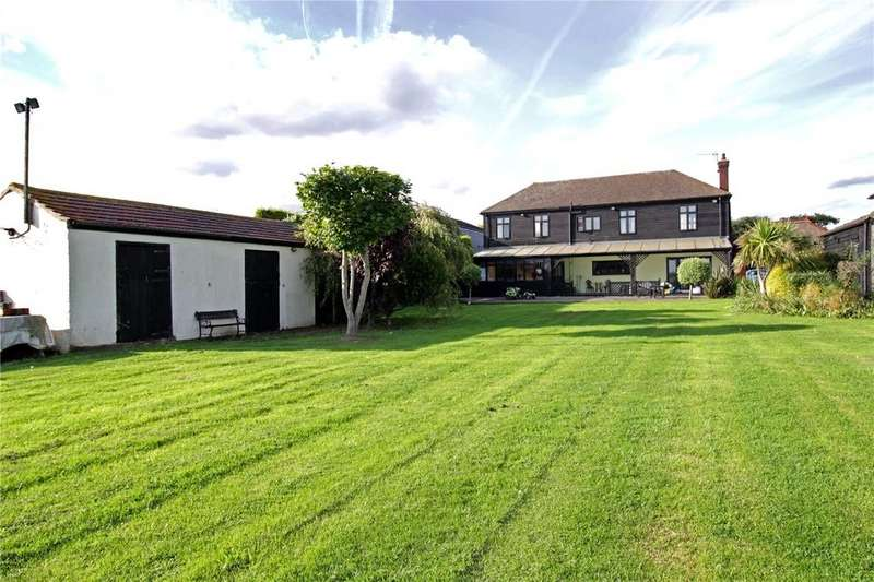 6 Bedrooms Equestrian Facility Character Property for sale in Orsett Road, Horndon-on-the-Hill, Essex, SS17