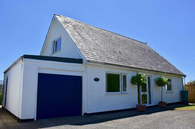 3 Bedrooms Detached House for sale in Llais Y Lli, Llandanwg, LL46
