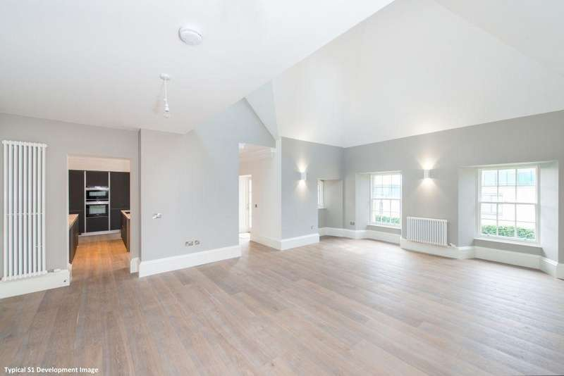 3 Bedrooms Flat for sale in Apartment 3, Archer House, Main Street, Gullane, East Lothian, EH31 2AA