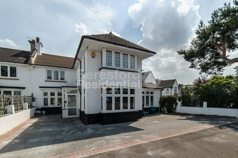 4 Bedrooms Semi Detached House for sale in Briar Road, Norbury, SW16
