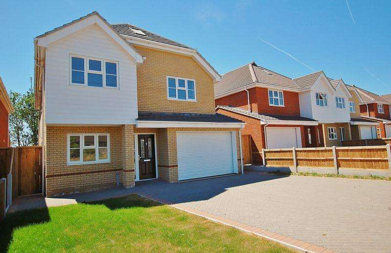 6 Bedrooms Detached House for sale in Orsett