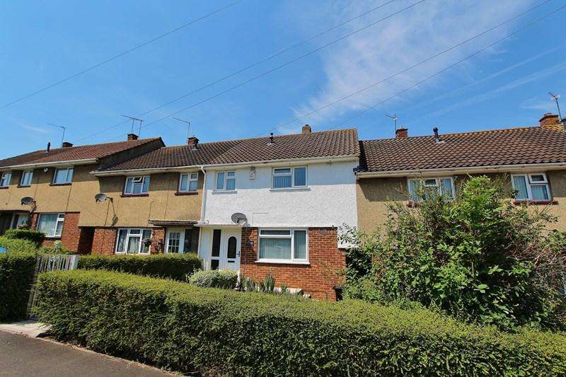 3 Bedrooms Terraced House for sale in Coronation Avenue, Keynsham, Bristol