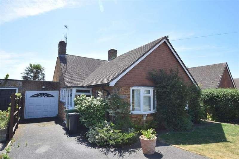 3 Bedrooms Detached Bungalow for sale in Friston Avenue, West Hampden Park, East Sussex