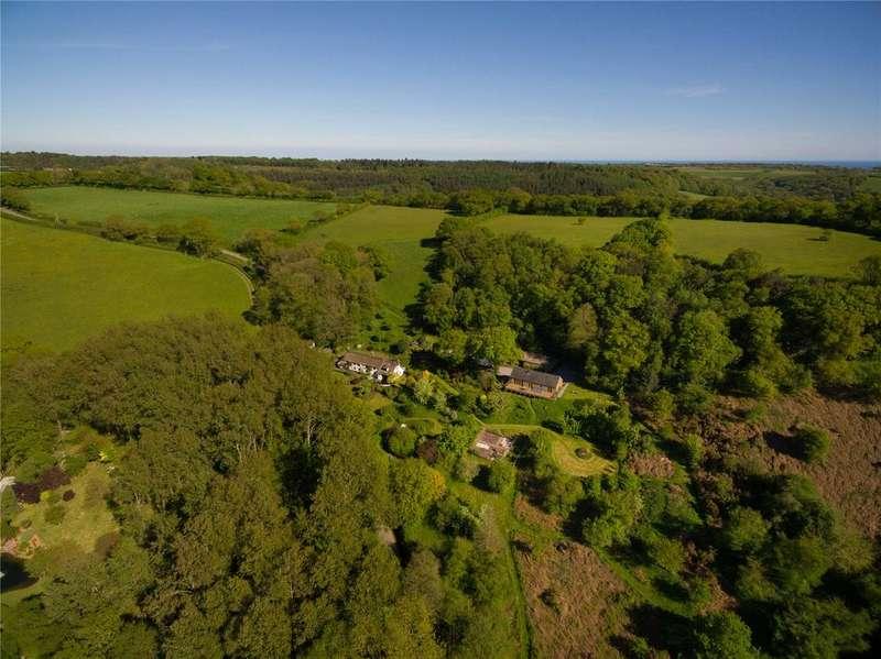 6 Bedrooms Detached House for sale in Sidbury, Sidmouth, Devon, EX10