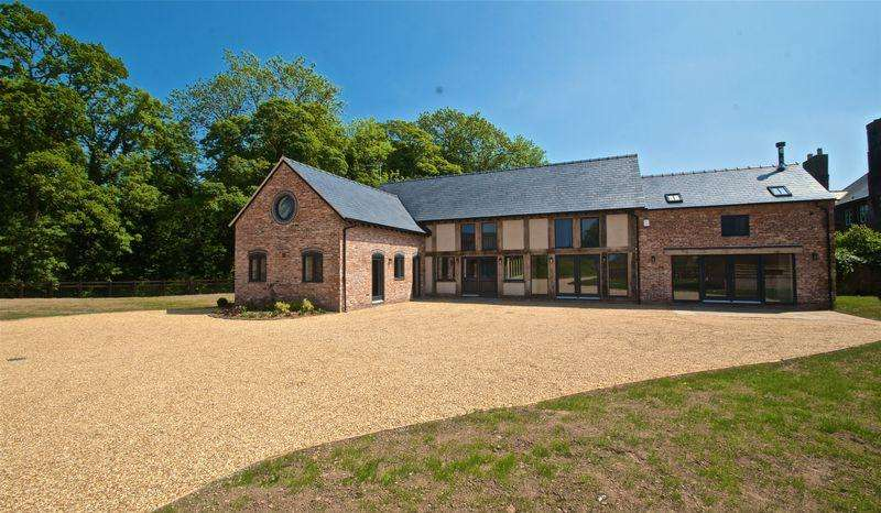 4 Bedrooms House for sale in Whittington, Oswestry
