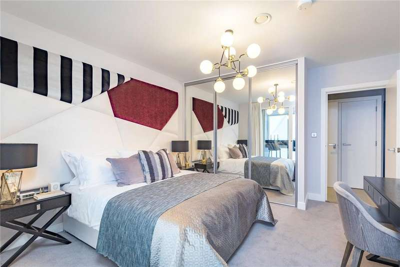 1 Bedroom Apartment Flat for sale in Blackwall Reach, Blackwall, E14