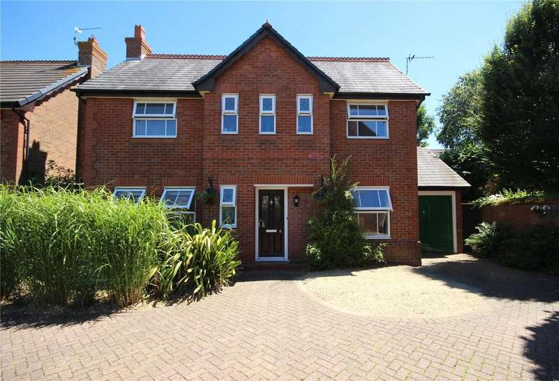4 Bedrooms Detached House for sale in Watch Elm Close, Bradley Stoke, Bristol, BS32