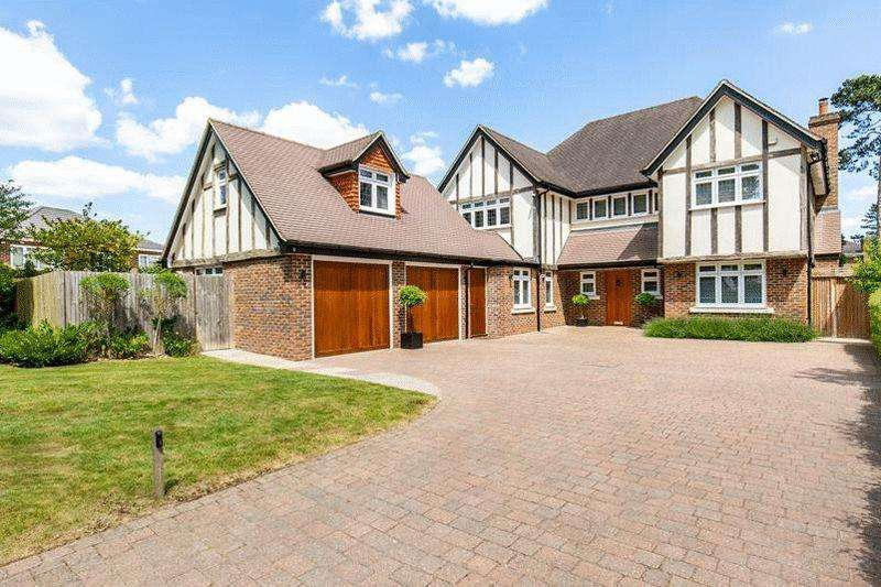 6 Bedrooms Detached House for sale in Westhall Road, Warlingham