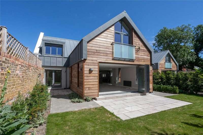 5 Bedrooms Detached House for sale in Belle Vue Road, Salisbury, Wiltshire, SP1