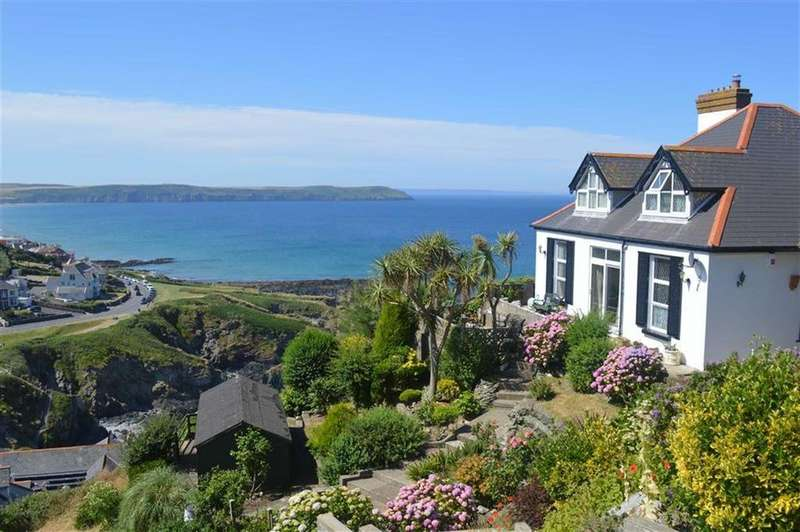 5 Bedrooms Detached House for sale in Upper Clay Park, Woolacombe, Devon, EX34