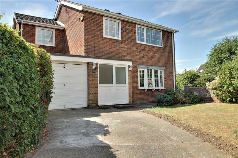 4 Bedrooms Detached House for sale in The Chalfonts, Branston, Lincoln