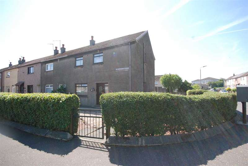 3 Bedrooms End Of Terrace House for sale in St Stephens Place, Stevenston