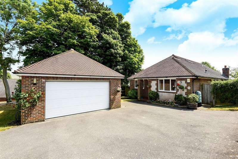 4 Bedrooms Detached Bungalow for sale in Kings Ride Cottages, Alfriston, Polegate