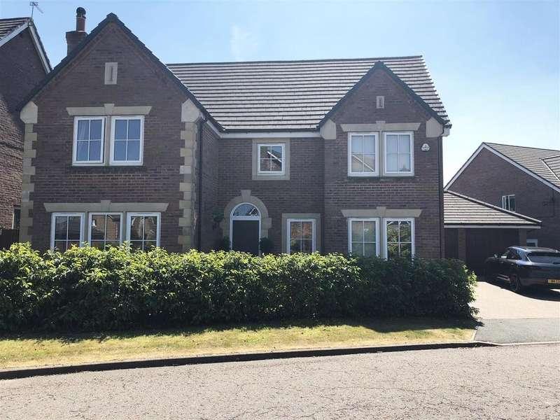 6 Bedrooms Detached House for sale in Lanchester Gardens, Brockhall Village