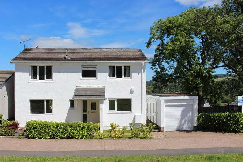 4 Bedrooms Detached House for sale in Argyle Park, Dunblane, FK15
