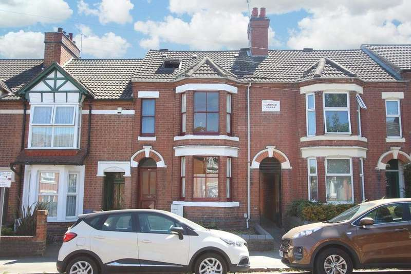 4 Bedrooms Town House for sale in Murray Road, Rugby