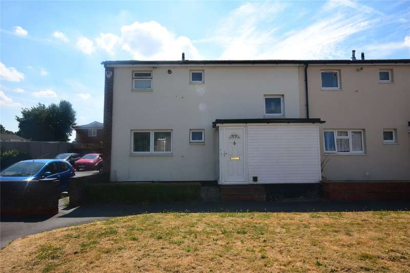 3 Bedrooms End Of Terrace House for sale in Aysgarth, Great Hollands, Bracknell, Berkshire, RG12