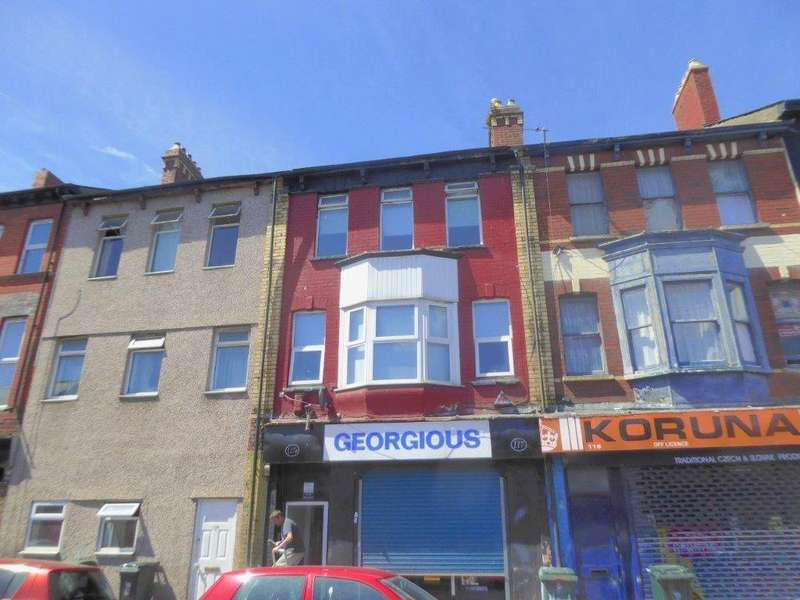 4 Bedrooms Property for sale in Commercial Road Newport NP20