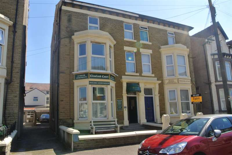 8 Bedrooms Commercial Property for sale in Withnell Road, Blackpool