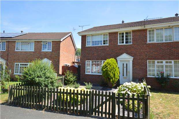 3 Bedrooms End Of Terrace House for sale in Woodchester, BS37 8TY