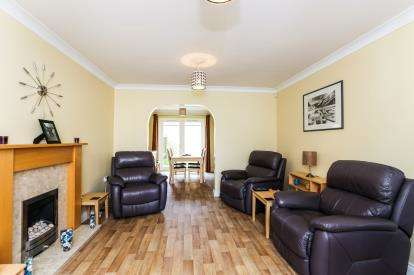 4 Bedrooms Semi Detached House for sale in Cooks Way, Biggleswade, Bedfordshire, .