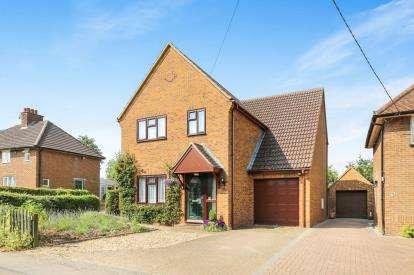 4 Bedrooms Detached House for sale in Church Lane, Wrestlingworth, Sandy, Bedfordshire
