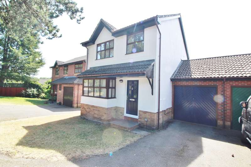 3 Bedrooms Link Detached House for sale in Llanover Way, Ysbytty Fields, Abergavenny, NP7